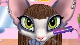 Fun Pet Care Games - Amy's Animal Hair Salon - Pet Dress up & Care  Games for Girls