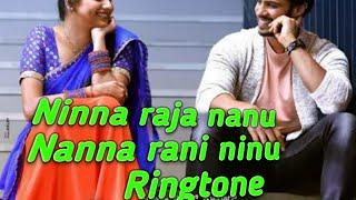 Ninna raja nanu ,Nanna rani ninu Ringtone // sitha Rama kalyana// with Download link //