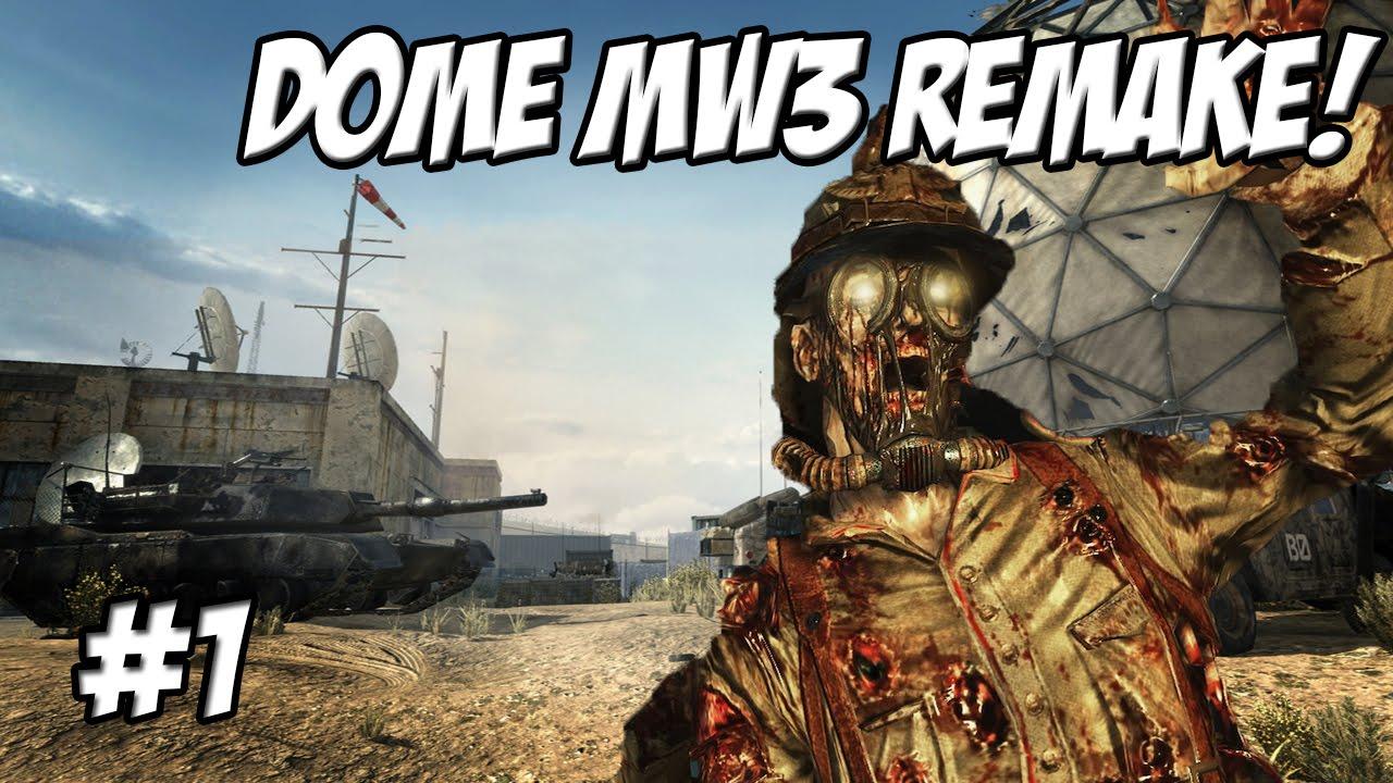 cod waw how to play custom zombies