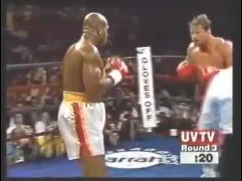 Tommy Morrison vs Donovan Ruddock [Full Fight]