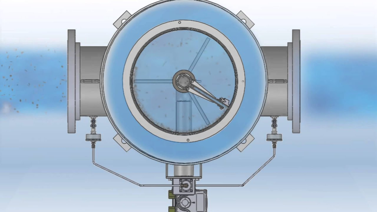 Automatic Self Cleaning Strainer - The Eliminator® by Fluid Engineering
