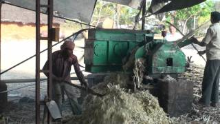 Visit to Jaggery Making Plant........