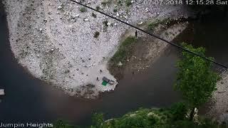 Rishikesh Bungee Jumping - Jumping Heights
