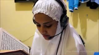 Suara Merdu Puja Syarma baca surah yasin