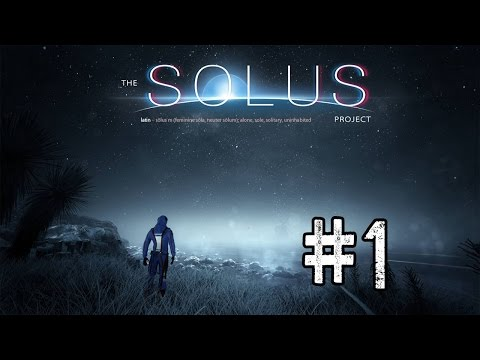 Lami Plays: The Solus Project (Early Access) [P1]
