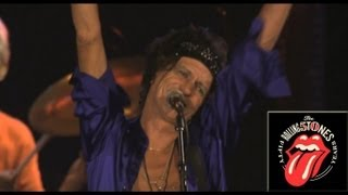 Смотреть клип Rolling Stones - Slipping Away - Live Official