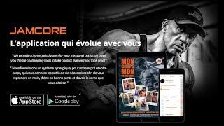 Je LANCE Mon Application De Fitness JamCore
