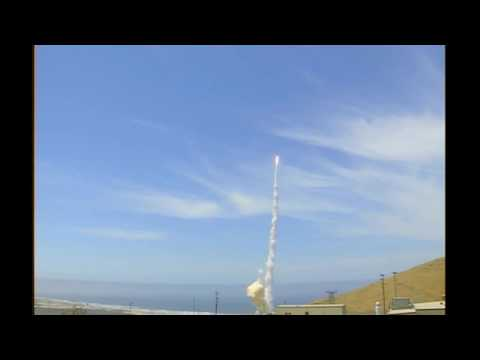 US MDA - GMD & Ballistic Missile Defense Systems Successfully Intercepted ICBM Target [1080p]