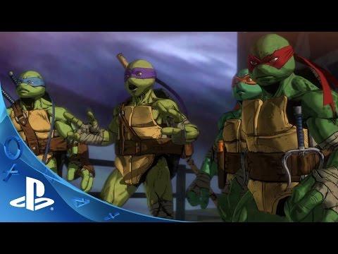 Teenage Mutant Ninja Turtles: Mutants in Manhattan - Launch Trailer   PS4