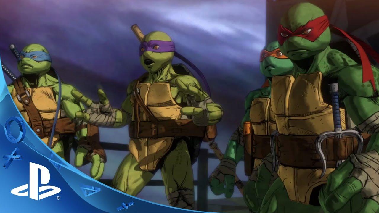 Fiction Turtle Ninja Fan