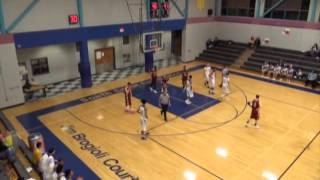 Varsity Boys Basketball: Wareham Vikings vs Cardinal Spellman Cardinals 2-4-15