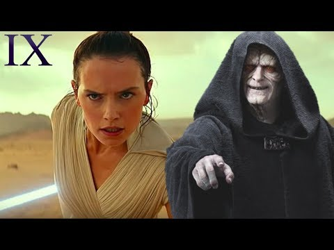 Star Wars IX: THE RISE OF SKYWALKER - PALPATINE RETURN BREAKDOWN