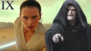 Download Star Wars IX: THE RISE OF SKYWALKER - PALPATINE RETURN BREAKDOWN Mp3 and Videos