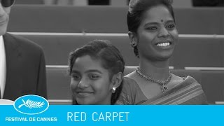 DHEEPAN -red carpet- (en) Cannes 2015