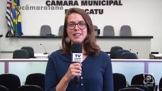 Parabéns 1 ano da TV Câmara - Isadora Marchi de Almeida