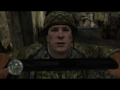 "Call of Duty 3 Wii - ""The Bloodiest Battle of The War"" Playthrough Part 1 w/ Commentary!"