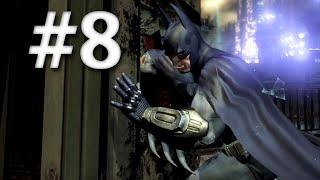 Road To Arkham Knight - Batman Arkham City - Walkthrough - Part 8 - Penguin