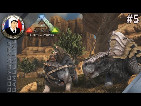 ARK Scorched Earth (DLC) Trop Cool Un MORELLATOPS #5