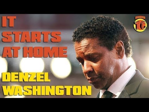 """Prof. Griff- Why Denzell Washington said """"Prison System Not to Blame for Crime in Black Communities"""""""