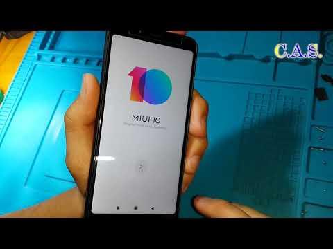 Xiaomi Redmi 7A  - HARD RESET, сброс настроек телефона, заблокирован, Model: M1903C3EG3