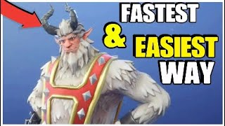 Fastest Way To Get Krampus (Fortnite Save The World)