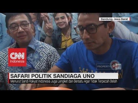 Sarapan Bubur di Bandung, Sandi Rakyat Indonesia Lengket & Bersatu Agar Tidak Terpecah Belah