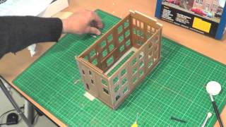 """Walthers Model Engineering Office"" Model Trains Part 31"