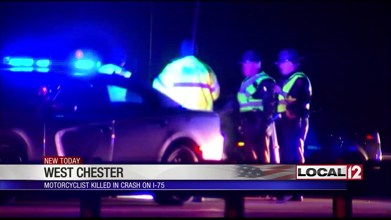 OSP identifies motorcycle rider killed in West Chester crash