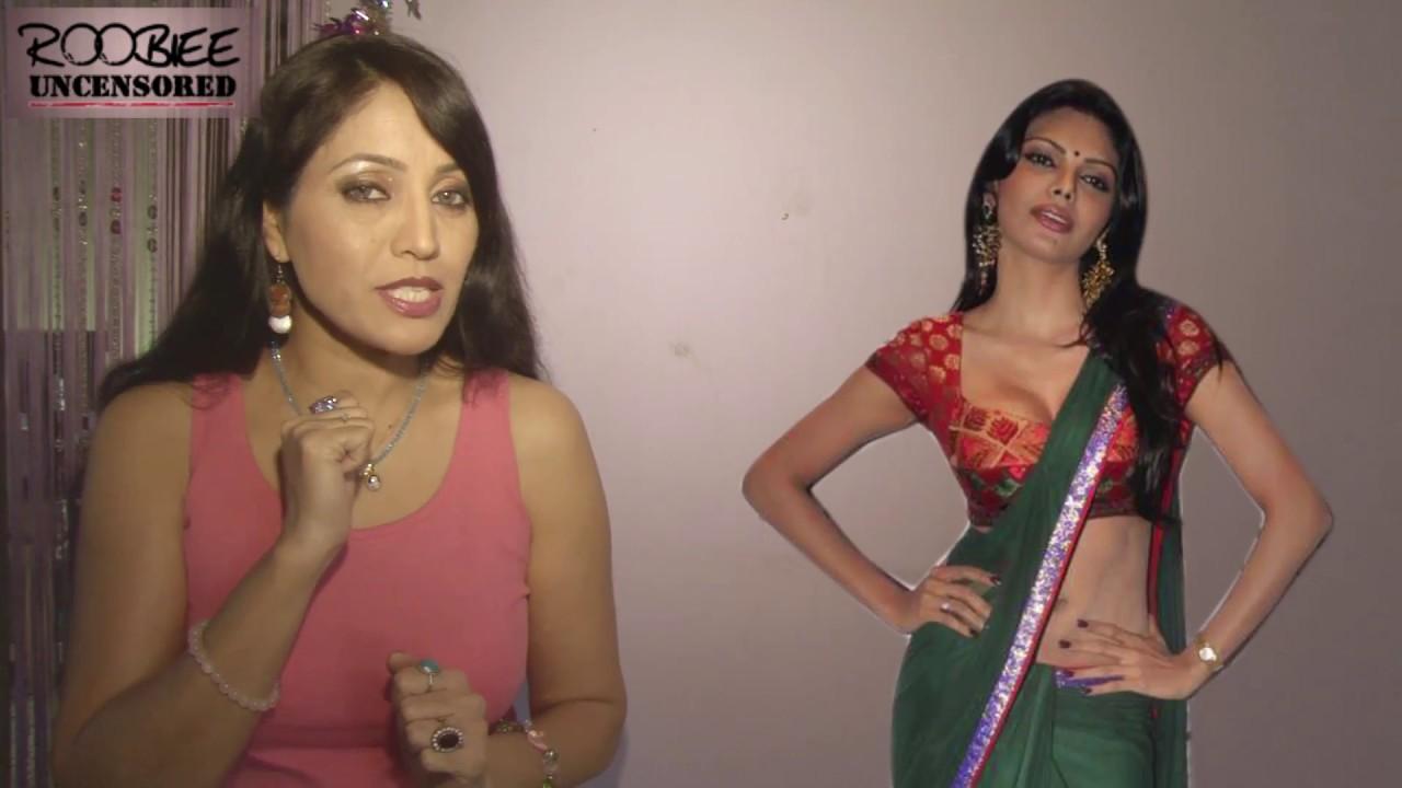 Leaked  Sherlyn Chopras Topless Vidoe For Kamasutra 3D -3513