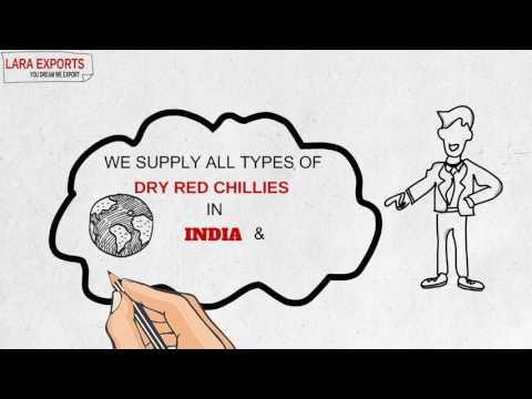 Red Chilli Exporter India | Red Chilli Supplier In Guntur