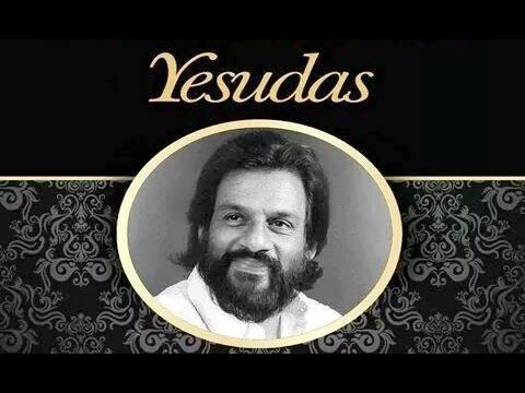 Padmasree  Dr.KJ Yesudas    A  Part  of  Karnatic Live-concert   during 1990