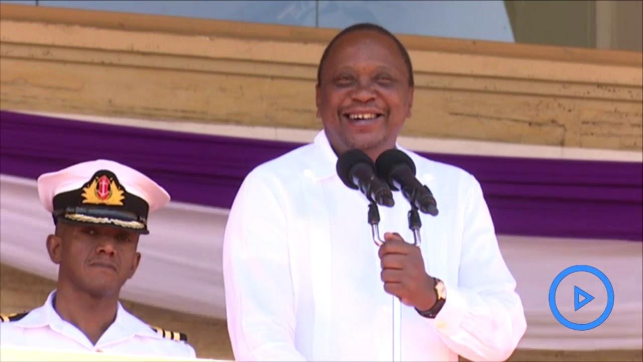 DP Ruto challenges President Kenyatta to join him in running 10km Beyond Zero Marathon next year