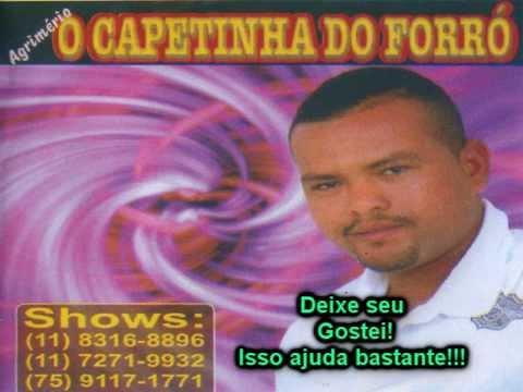 Agrimério O Capetinha do Forró CD Completo