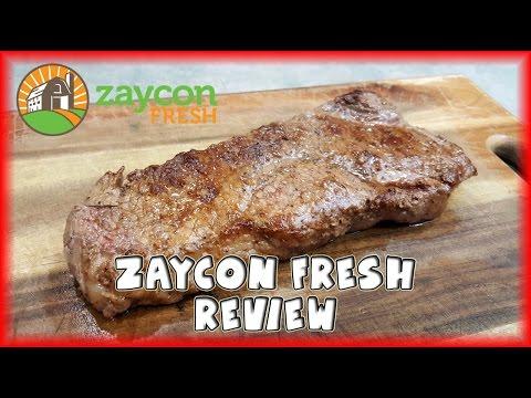 Zaycon Fresh Review / Kansas City Strip Steaks