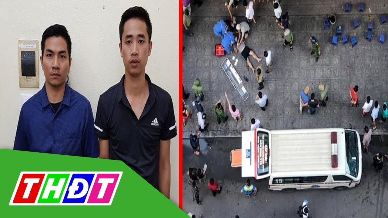 Bắt 2 đối tượng gây ra vụ nổ ở Linh Đàm, Hà Nội | THDT