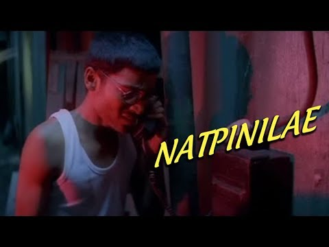 Natpinilae Full Song | காதல் கொண்டேன் | Kaadhal Kondein Video Songs | Dhanush Tamil Songs