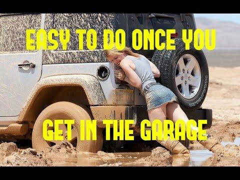 How to replace the alternator in your Jeep Liberty, Grand Cherokee, Dakota, Durango or RAM