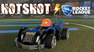 Hotshot |Champions Field | Car Preview | Rocket League