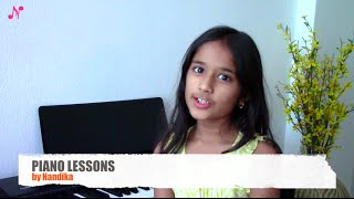 Free Piano Lessons for Kids: Lesson 2