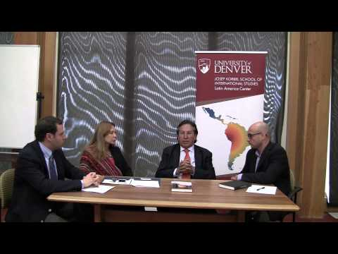 Interview with Former President of Peru Alejandro Toledo - Highlights