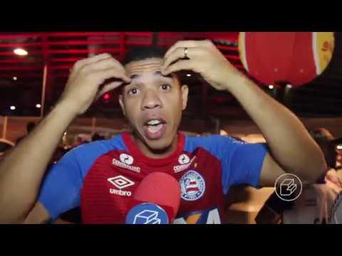 A Voz da Arquibancada - Bahia x Sampaio Corrêa (Copa do Nordeste - 07/07/2018)