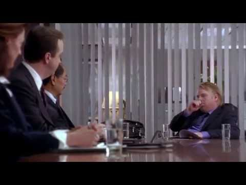 Along came Polly - Sandy Lyle speech