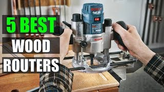 ☑️ Wood Router: 5 Best Wood Routers In 2018   Dotmart