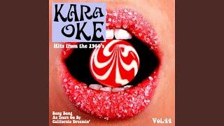 Amarrado (Glad All Over) (In the Style of Los Belmont's) (Karaoke Version)