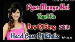 Pyar Manga Hai Tumi Se[2018 New Dj Song]Hard Bass Dj Rimix