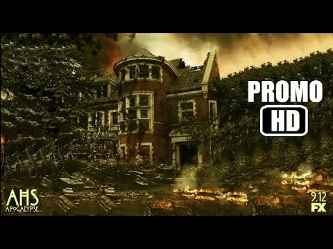 American Horror Story Burning Series