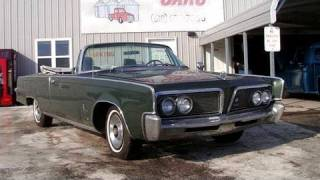 1964 Chrysler Crown Imperial Convertible 413 V8 69,xxx Miles