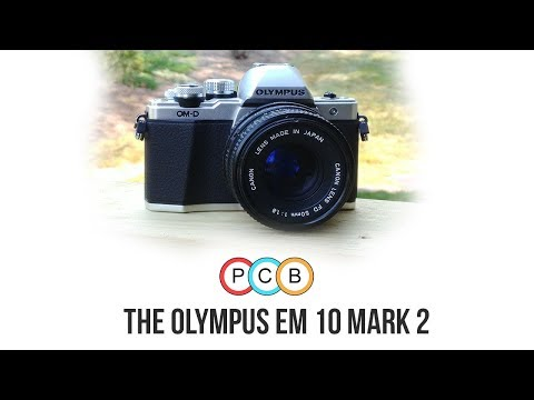I chose the Olympus EM 10 mark 2 over the Sony A6300.....what??