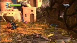Zack Zero Gameplay PC HD