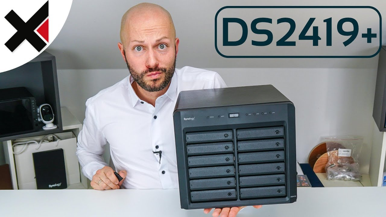 Die neue Synology DiskStation DS2419+ | iDomiX